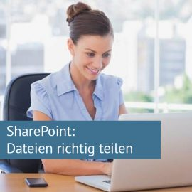 Sharing is caring – Neue Einstellungen