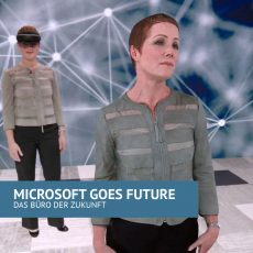 MICROSOFT PRESENTS IT REVOLUTION – AVATAR MEETS FUTURE OFFICE