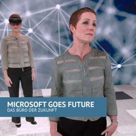 MICROSOFT PRESENTS IT REVOLUTION – AVATAR MEETS FUTURE OFFICE