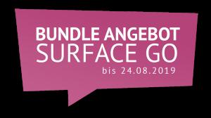 Promotion Aktion Surface Go