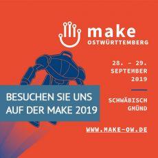 Veroo Consulting auf der Make 2019 in Schwäbisch Gmünd