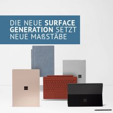 Die neue Surface-Generation sprengt alle Erwartungen