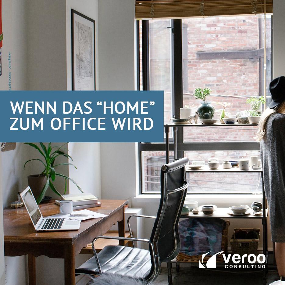 """Wenn das """"HOME"""" zum """"OFFICE"""" wird"""