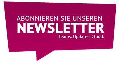Newsletter für Microsoft Update und Digitalisierung