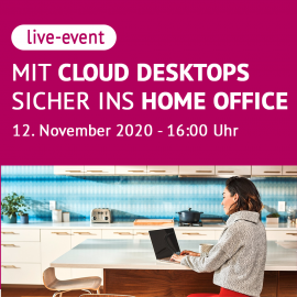 ONLINE-EVENT CLOUD DESKTOPS