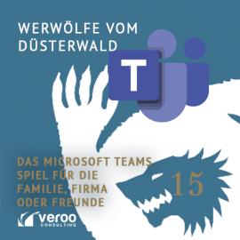 Werwolfspiel mit Microsoft Teams