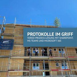 Digitale Protokoll-Lösung mit der Schlosser Holzbau GmbH