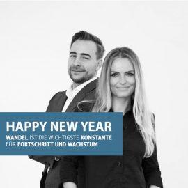 Neujahrsgruss Veroo Consulting