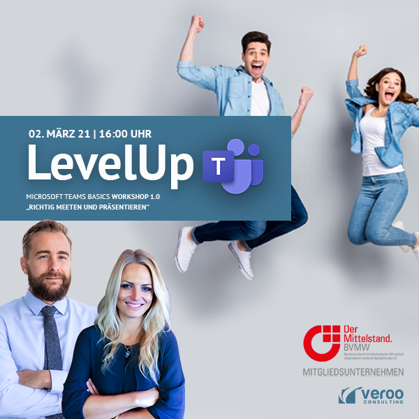 Levelup Teams Workshop